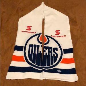 NHL Scotiabank Edmonton Oilers Scarf